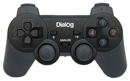 Dialog Геймпад Dialog GP-A11RF