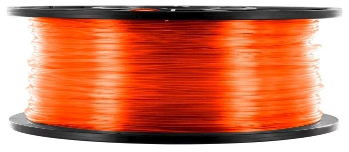PLA пруток MakerBot 1.75 мм полупрозрачный оранжевый