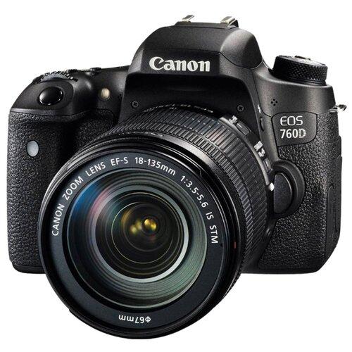 Купить со скидкой Фотоаппарат Canon EOS 760D Kit