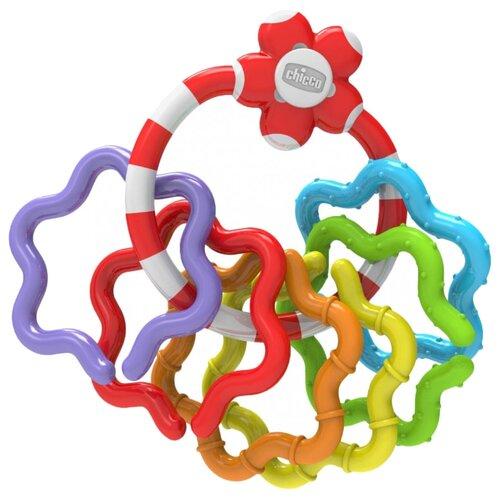 Купить Погремушка Chicco Кольца 5954 разноцветный, Погремушки и прорезыватели
