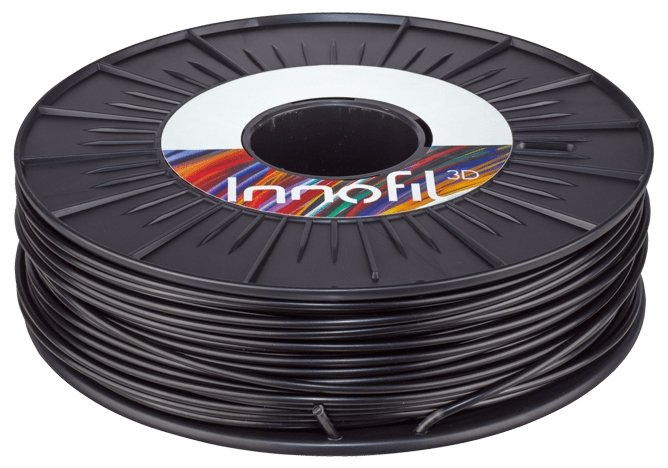 ABS пруток Innofil3D 2.85 мм черный