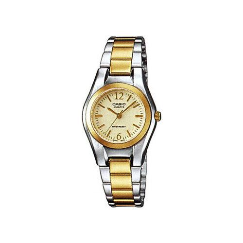 Наручные часы CASIO LTP-1280PSG-9A casio часы casio ltp e117g 9a коллекция analog