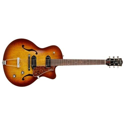 Полуакустическая гитара Godin 5th Avenue CW Kingpin II cognac burst