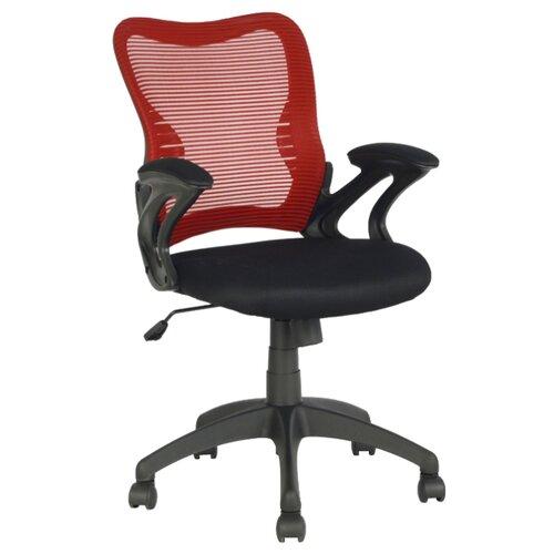 Компьютерное кресло College HLC-0758, обивка: текстиль, цвет: черный/красный college hlc 0370 черный