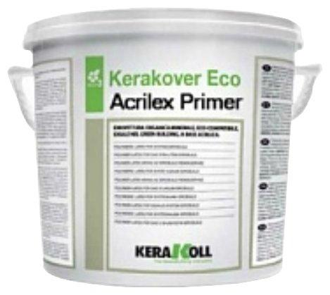 Грунтовка Kerakoll Kerakover Eco Acrilex Primer (5 л)