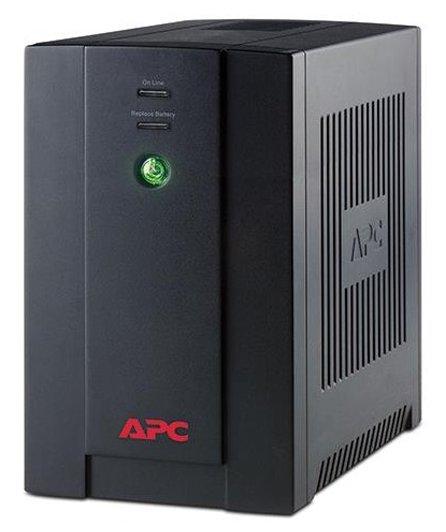 APC by Schneider Electric Back-UPS 1400VA, 230V, AVR, IEC (BX1400UI)