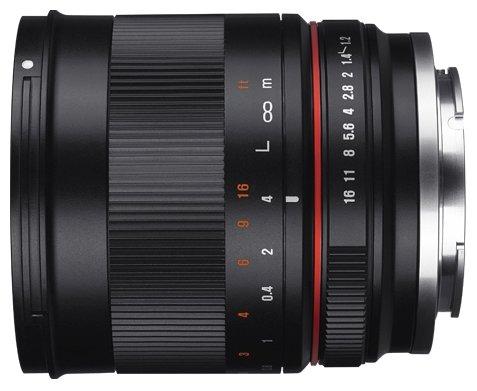 Объектив Samyang 50mm f/1.2 AS UMC CS Sony E