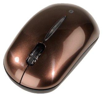 Мышь HAMA M2140 Optical Mouse Brown Bluetooth