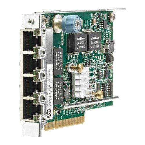 Купить Ethernet-адаптер HP Ethernet 1Gb 4-port 331FLR Adapter