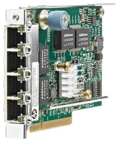 Сетевой адаптер HP | 331FLR | 10/100/1000 Mbit/sec / PCI-E8x