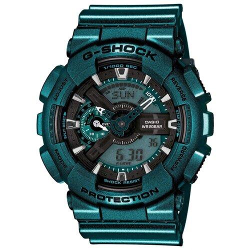 Наручные часы CASIO GA-110NM-3A мужские часы casio ga 110nm 2a