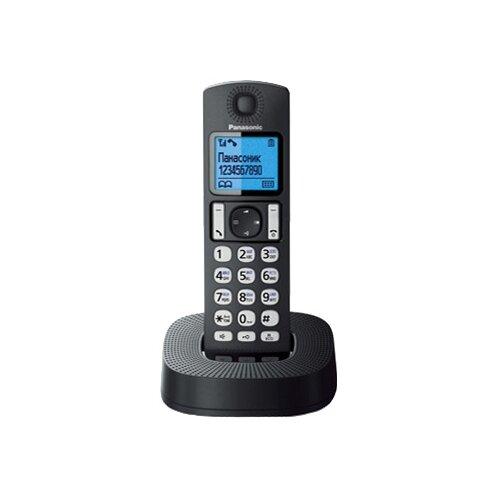 Радиотелефон Panasonic KX-TGC310 черный