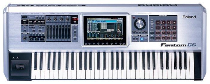 Синтезатор Roland Fantom-G6
