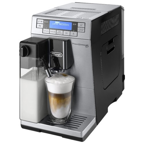 Кофемашина De'Longhi PrimaDonna XS ETAM 36.365 MB металл трусы etam etam et006ewehpq1