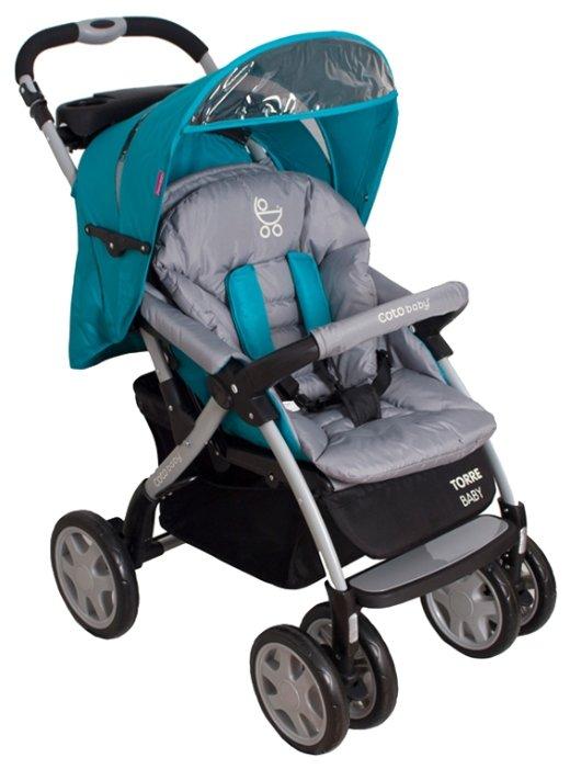 Прогулочная коляска coto baby