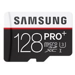 Карта памяти Samsung microSDXC PRO Plus 95MB/s + SD adapter