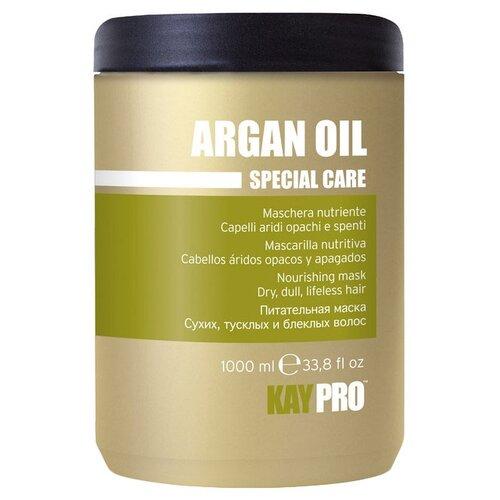 KayPro Argan Oil Маска для волос питательная с аргановым маслом, 1000 мл краска для волос kaypro kaypro ka037lwclud4
