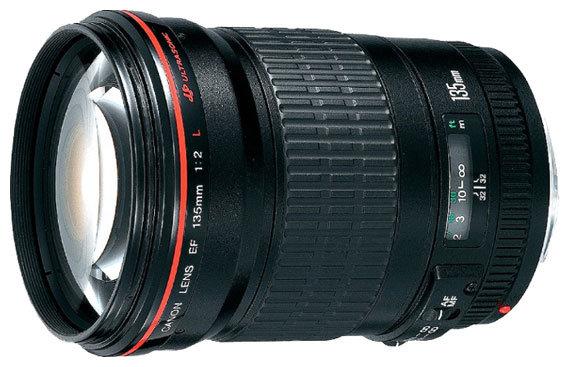 Canon Объектив Canon EF 135mm f/2L USM