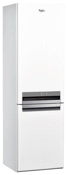 Холодильник Whirlpool BSNF 8121 W белый