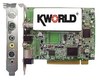 KWORLD PVR-PLUS TV TUNER WINDOWS 7 DRIVER DOWNLOAD