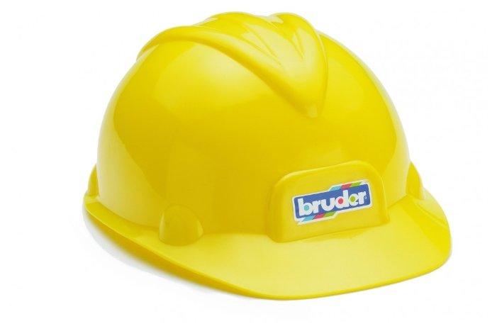 Bruder Каска строительная желтая 10200