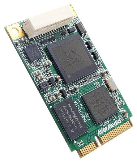 AVerMedia Technologies DarkCrystal HD Capture Mini-PCIe C353W