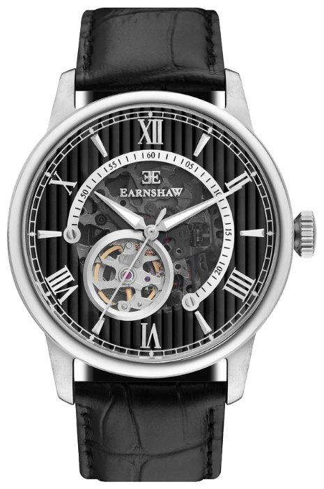 Наручные часы EARNSHAW ES-8802-01 — купить по выгодной цене на Яндекс.Маркете