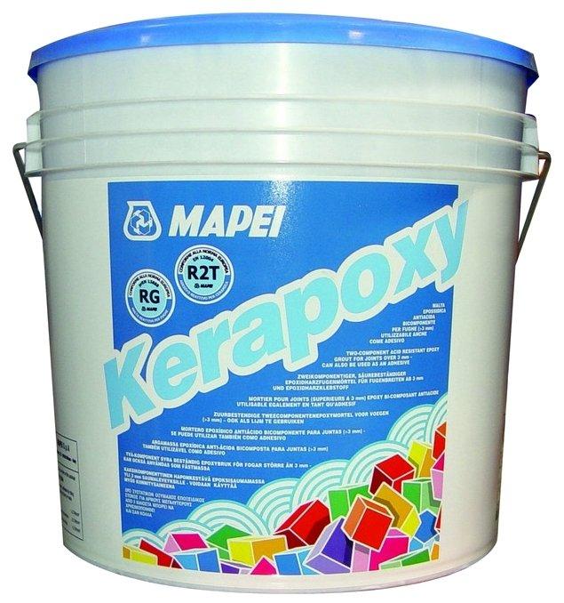 Затирка Mapei Kerapoxy 10 кг