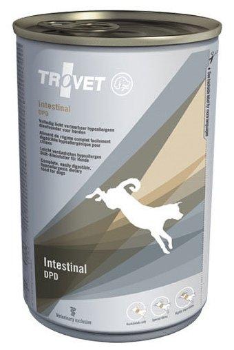 Корм для собак TROVET Dog Intestinal DPD canned