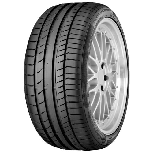 Автомобильная шина Continental ContiSportContact 5P 255/30 R19 91Y летняя