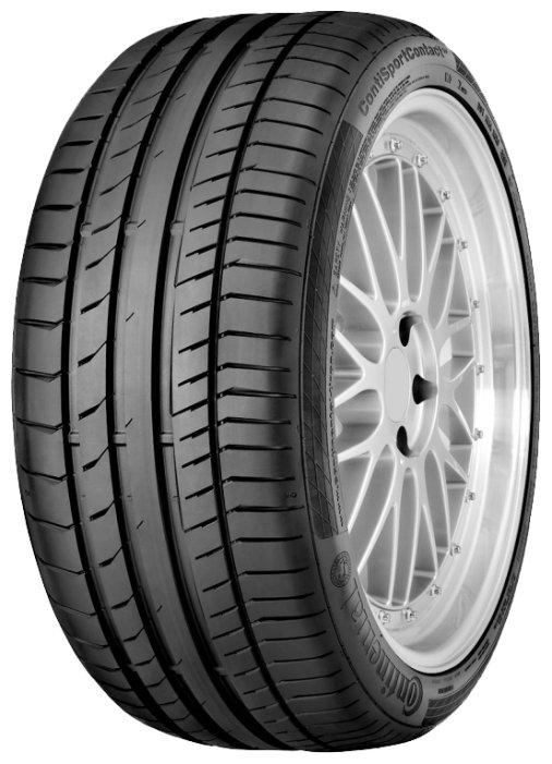 Автомобильная шина Continental ContiSportContact 5P