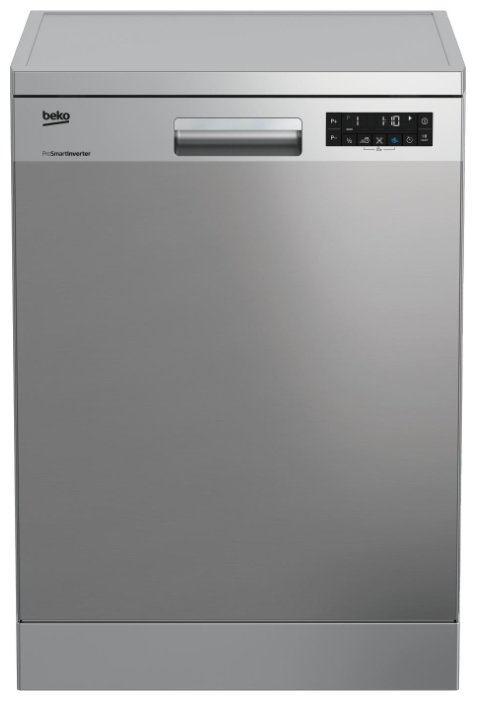 Посудомоечная машина Beko DFN 29330 X серебристый