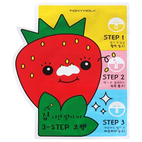 цена на TONY MOLY набор Strawberry Seeds от черных точек, 6 г