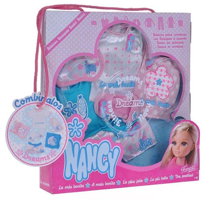 Famosa Комплект одежды для куклы Nancy 700007271 в ассортименте