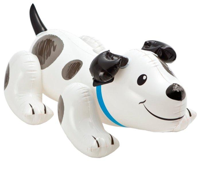 Надувная игрушка-наездник Intex Щенок 57521
