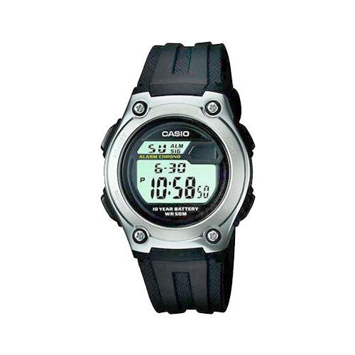 Наручные часы CASIO W-211-1A casio w 213d 1a