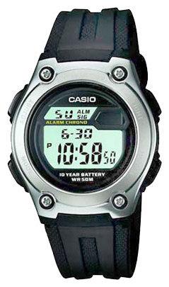Наручные часы CASIO W-211-1A