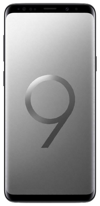 Смартфон Samsung Galaxy S9 Plus 64Gb SM-G965FD Титан