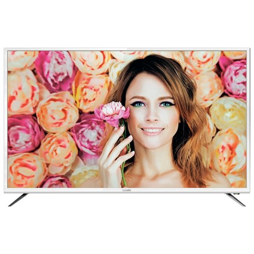 Телевизор BBK 40LEX-5037/FT2C белыйТелевизоры<br>