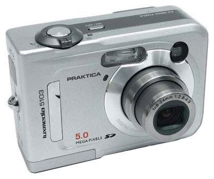 Фотоаппарат Praktica Luxmedia 5103