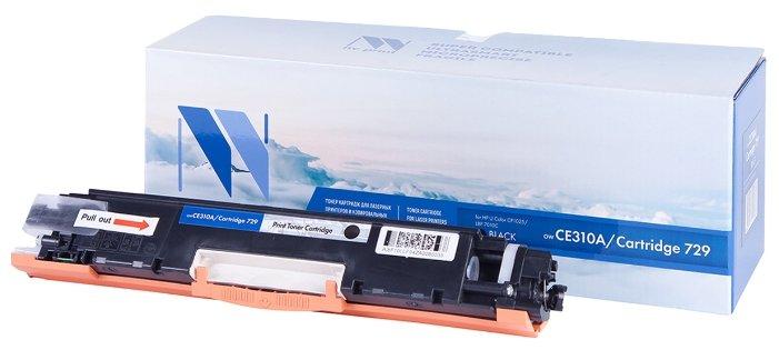 Картридж NV Print CE310A для HP