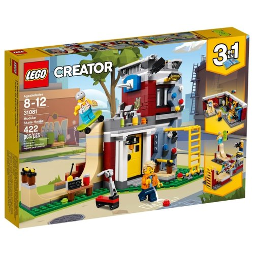 Конструктор LEGO Creator 31081 Модульная скейт-площадкаКонструкторы<br>