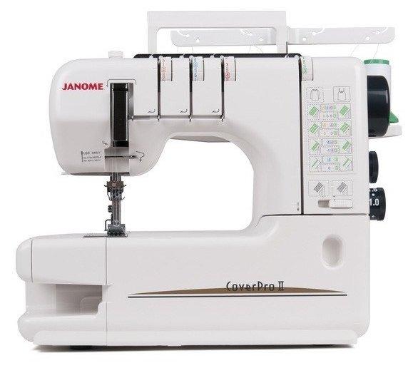 Распошивальная машина Janome Cover Pro 2 / II