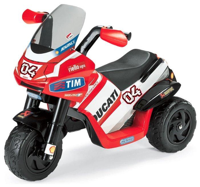 Peg-Perego Трицикл Ducati Desmosedici