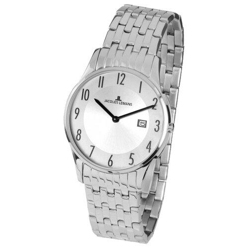 Наручные часы JACQUES LEMANS 1-1852B jacques lemans часы jacques lemans 1 1117bn коллекция liverpool