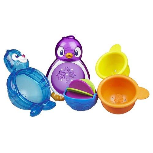 Купить Набор для ванной Munchkin Морские животные (11306) разноцветный, Игрушки для ванной