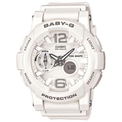 Наручные часы CASIO BGA-180-7B1 наручные часы casio bga 180 4b3