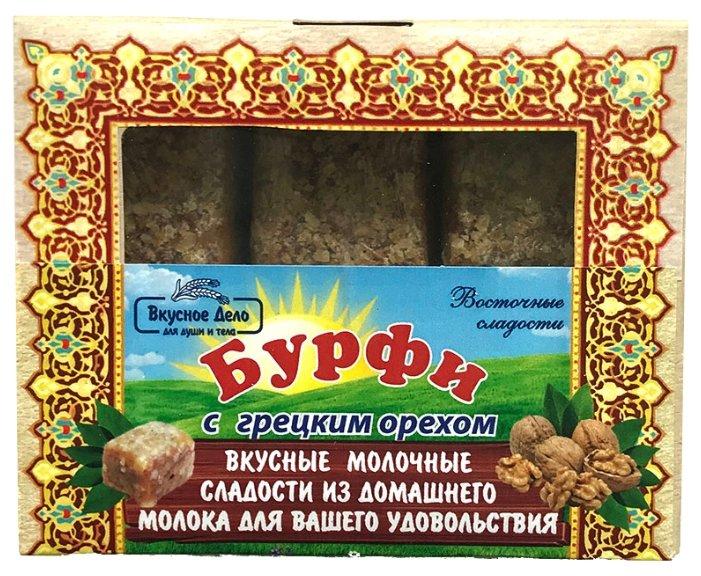 Бурфи Апромея с грецким орехом 200 г