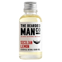 The Bearded Man Company Масло для бороды Sicilian Lemon