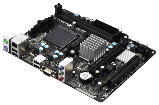 ASRock 960GM-VGS3 FX AMD Chipset 64Bit